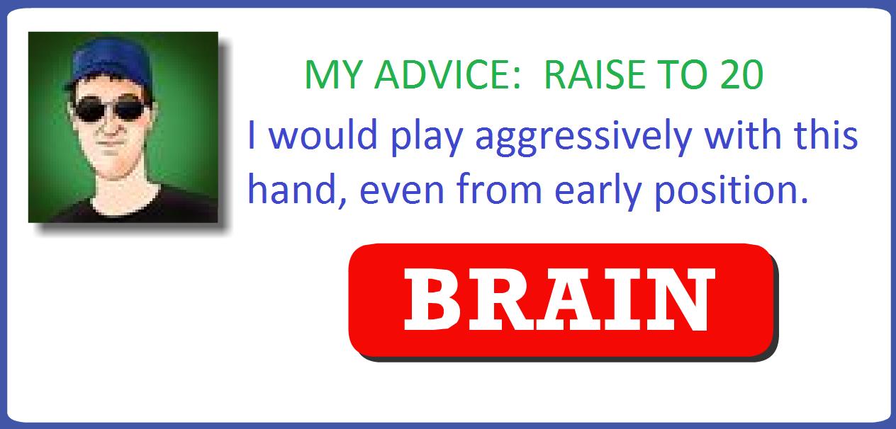 Poker thought process