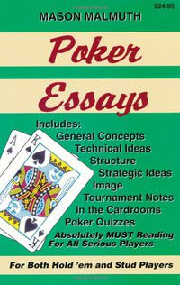 Mason malmuth poker essays for scholarships