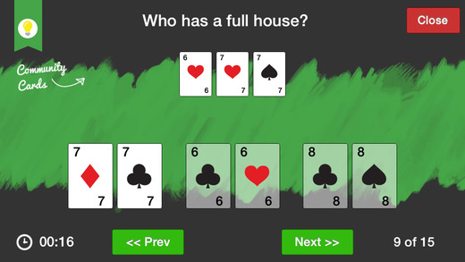 Poker iq donkey test