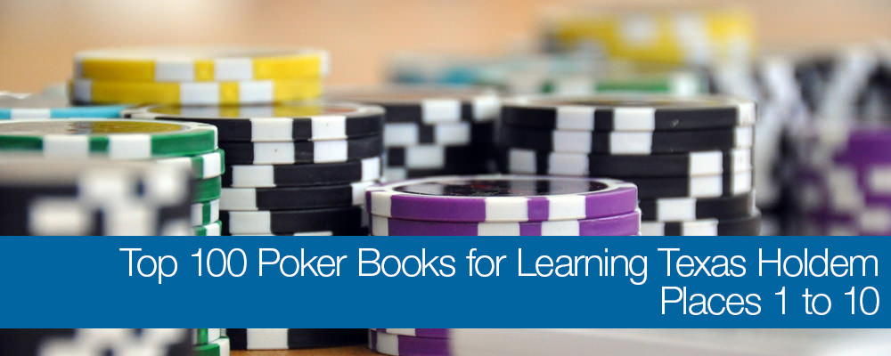 texas holdem poker books