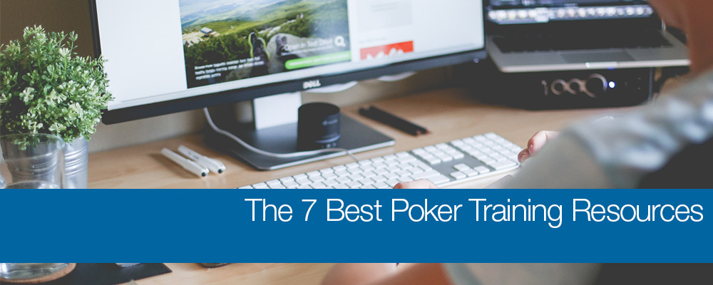 The 7 Best Poker Training Resources