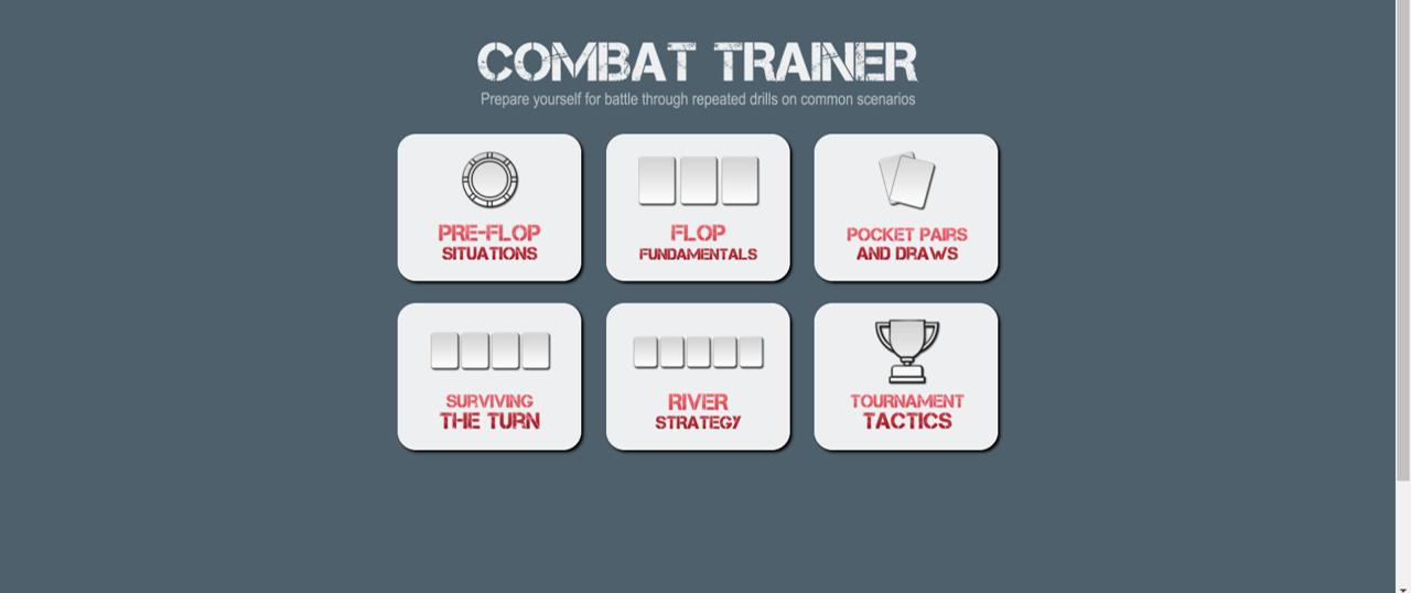 APT Combat Trainer
