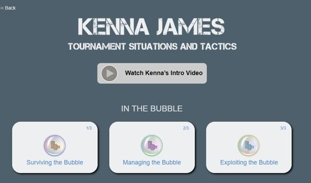 Kenna James Guides You Through Bubble Play
